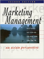 Marketing Management : An Asian Perspective