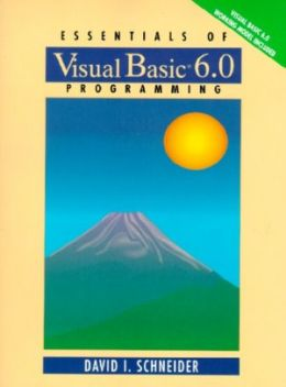 ESSENTIALS OF VIS.BASIC 6.0 PROG.-W/CD