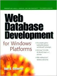 Web Database Development for Windows Platforms
