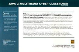 Java 2 Multimedia Cyber Classroom (CD)