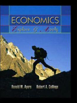 Economics : Explore and Apply