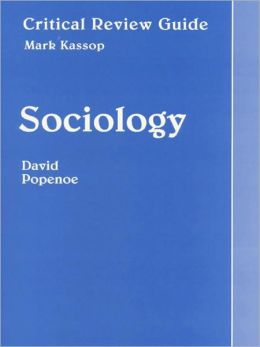 Sociology: Critical Review Guide