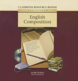 Pacemaker English Composition Classroom Resource Binder 2002C