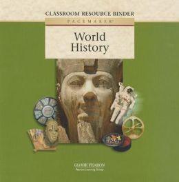 Pacemaker World History Classroom Resource Binder 2002C