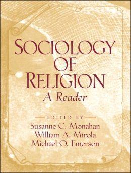 Sociology of Religion : A Reader