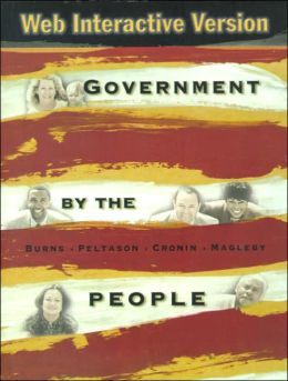 Government by the People-Web Interactive Edition