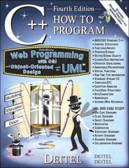 C++ How to Program, Fourth Edition