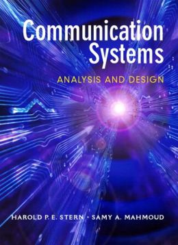 Communications Systems : Analysis and Design -With CD