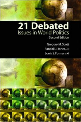 21 Debated Issues in World Politics