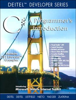 C# A Programmer's Introduction