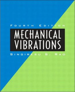 Mechanical Vibrations 4e