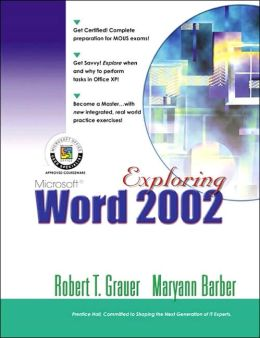 Learn Word 2002 Volume I