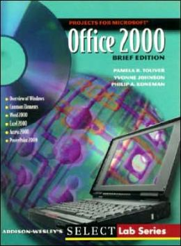 Projects for Office 2000, Brief Edition