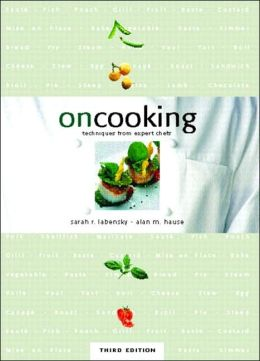 On Cooking: Techniques From Expert Chefs, Trade Version