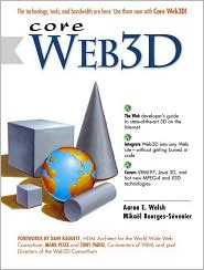 Core Web 3D with Cdrom