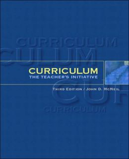 Curriculum: The Teacher's Initiative