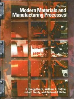 Modern Materials and Manufacturing Processes