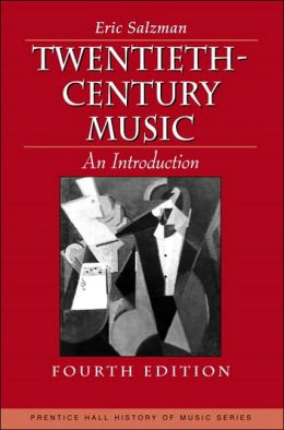 Twentieth Century Music: An Introduction