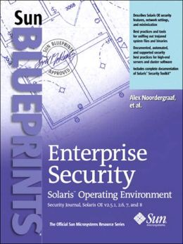 Enterprise Security: Solaris Operating Environment, Security Journal, Solaris OE v2.5.1, 2.6, 7, and 8