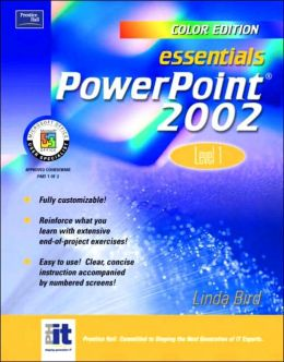 Essentials: PowerPoint 2002 Level 1 (Color Edition)