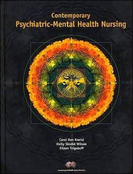Contemporary Psychiatric-Mental Health Nursing and Mental Health Nursing 5e, Value Pack