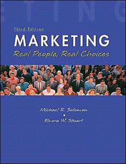 Marketing: Real People, Real Choices (With Free Marketing Updates Access Code Card)