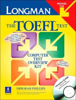 Longman Prepare for the TOEFL Test: Computer Test Overview Kit