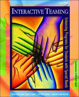 Interactive Teaming: Enhancing Program for Students with Special Needs