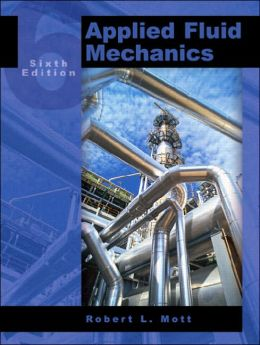 Applied Fluid Mechanics [With CDROM]