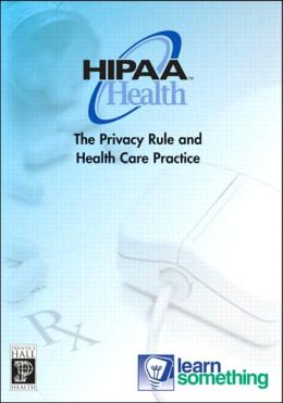 HIPAA Rx: Allied Health Edition
