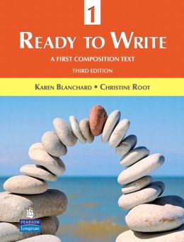 Ready to Write 1: A First Composition Text