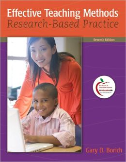 Effective Teaching Methods: Research-Based Practice