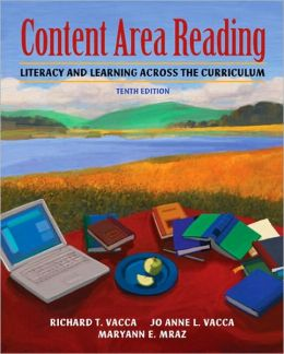 Content Area Reading: Literacy and Learning Across the Curriculum (with MyEducationLab)
