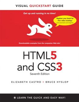 HTML5: Visual QuickStart Guide