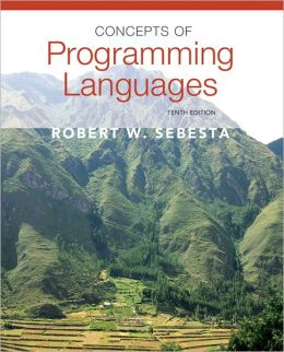 CONCEPTS OF PROGRAMMING LANG.-W/ACCESS
