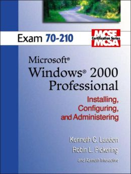 MCSE Windows 2000 Professional (70-210)