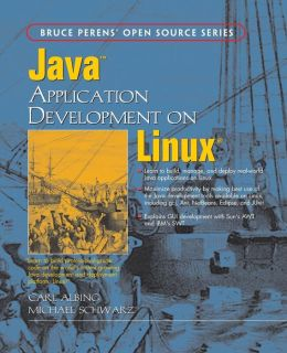 Java Application Development with Linux