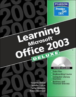 Learning Office 2003