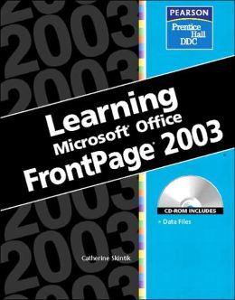 Learning: Microsoft FrontPage 2003
