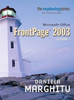 Exploring Microsoft FrontPage 2003