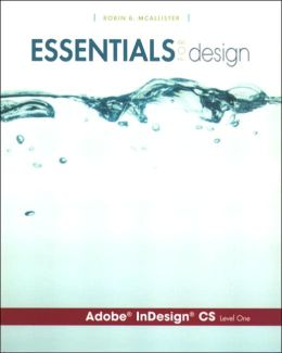 Essentials for Design Adobe Indesign CS: Level 1