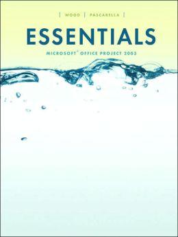 Essentials Microsoft Project 2003