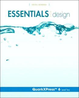 Essentials for Design (Essentials for Design Series): QuarkXPress 6