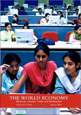 World Economy: Resources Location Trade and Development