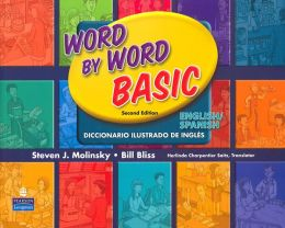 Word by Word Basic English/Spanish Bilingual Edition