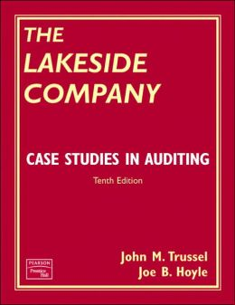 the lakeside company auditing cases Apple blossom cologne company: audit case by paul,  auditing cases an interactive learning approach  the lakeside company: case studies in auditing.