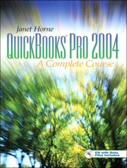 Quickbook Pro 2004: Complete Course