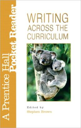 Writing Across the Curriculum: A Prentice Hall Pocket