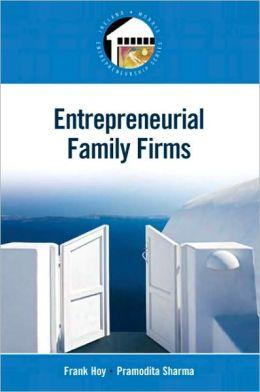 Entrepreneurial Family Firms
