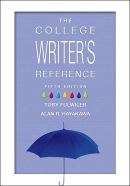 The College Writer's Reference